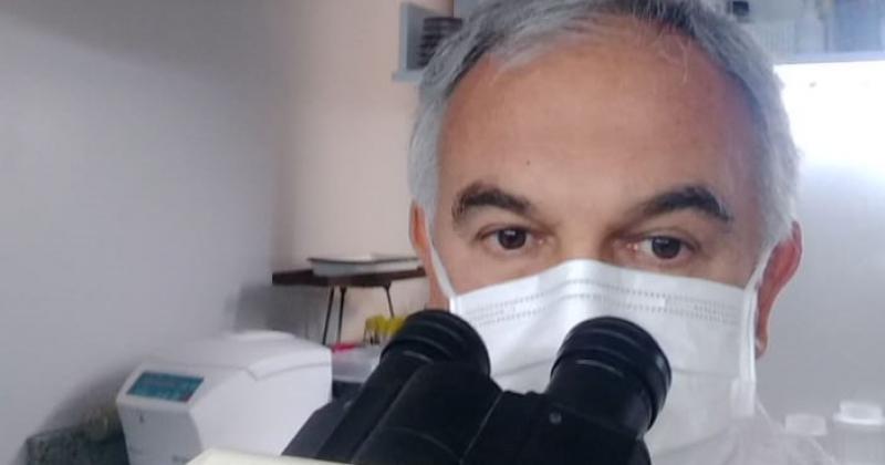 Marcelo Schuster presidente del Círculo de Bioquímicos de Pergamino